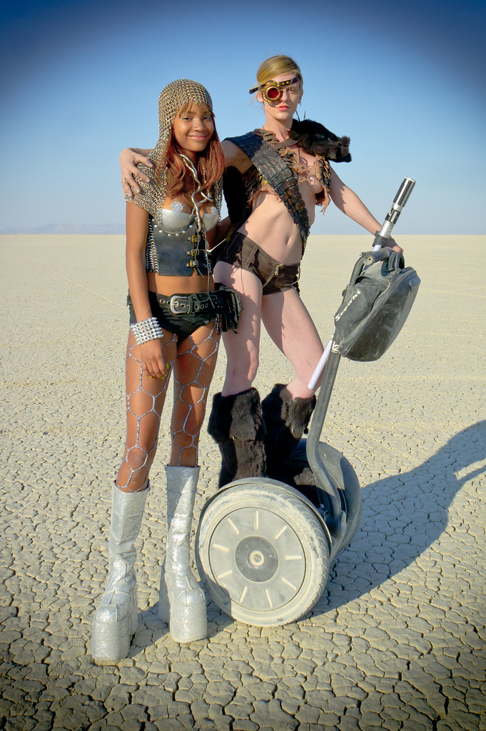 Image result for segway in the desert