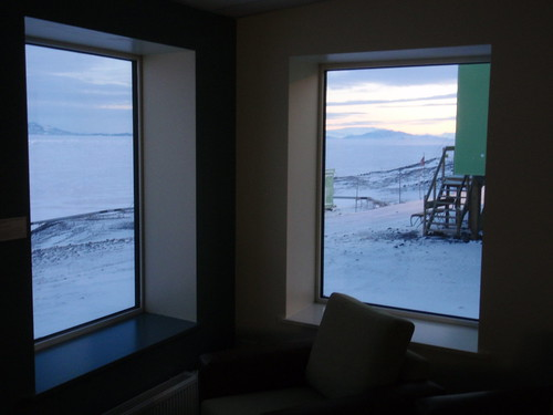 View from Scott Base Lounge -1- | Alan Light | Flickr