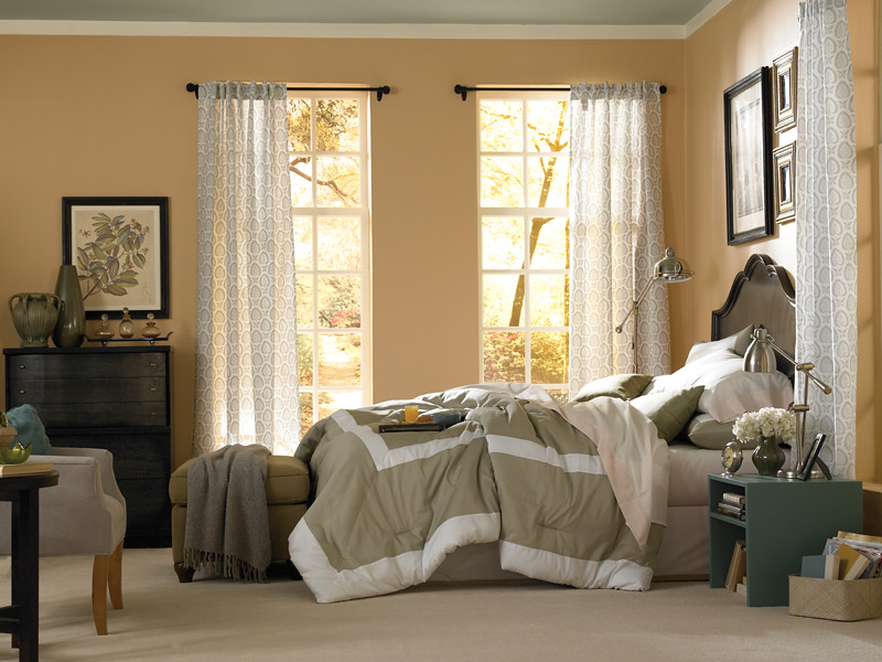 Casual Bedroom Walls Only Natural 270e 3 Trim