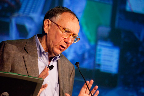 Jack Dangermond, Esri International User Conference - 2011 - San Diego, California | by Esri