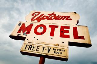 Uptown Motel Salt Lake City
