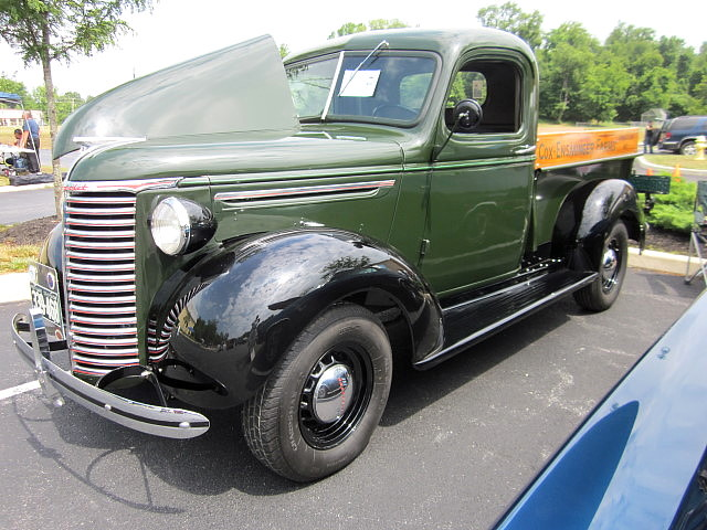 1939 Chevy Truck >> 1939 Chevy Pickup | Bay Country Region VCCA Show at the Chur… | Flickr