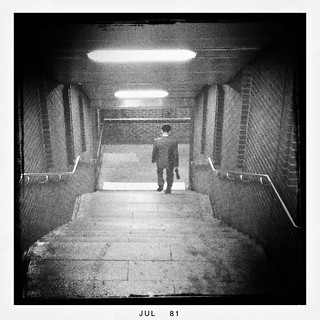 day 51 - into the underground | by Brett Elmer
