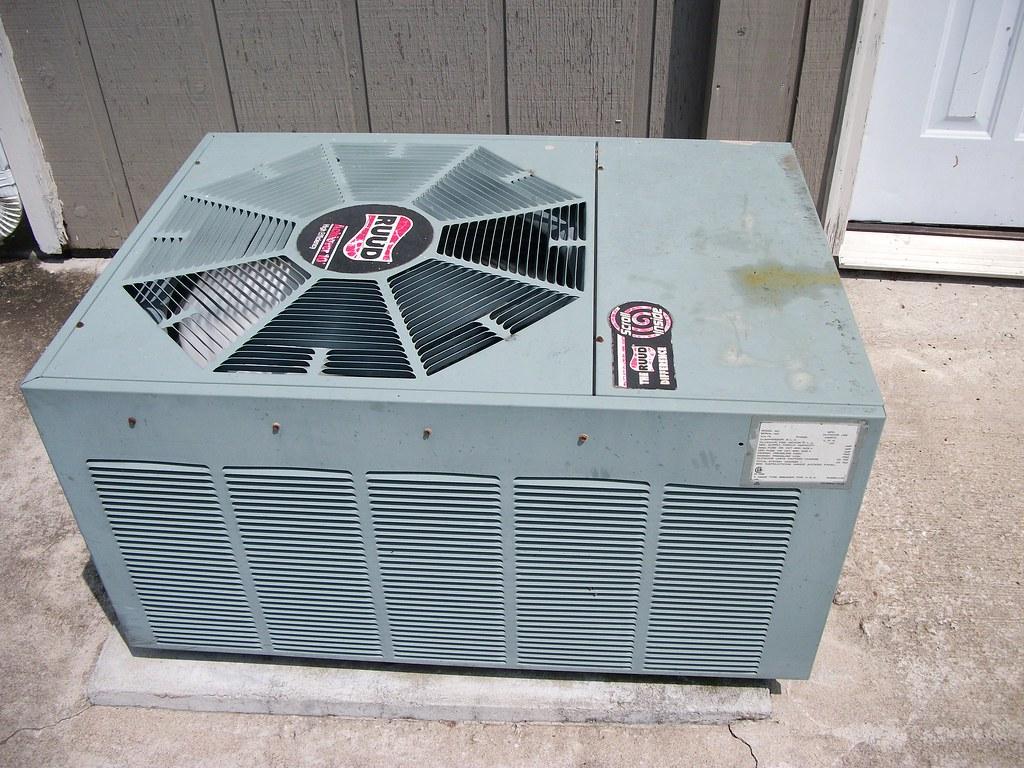 Ruud Achiever 10 10 SEER Air Conditioner Visit | Flickr