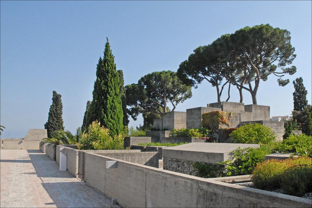 Les terrasses de la villa arson nice les terrasses de for Jardin villa arson nice