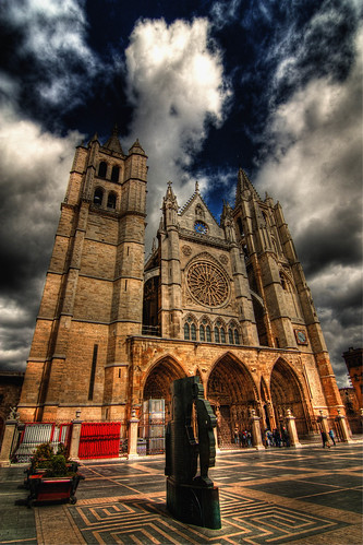 Cathedral HDR | by roogame