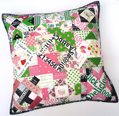Friendship blocks Pillow/Cushion | by verykerryberry