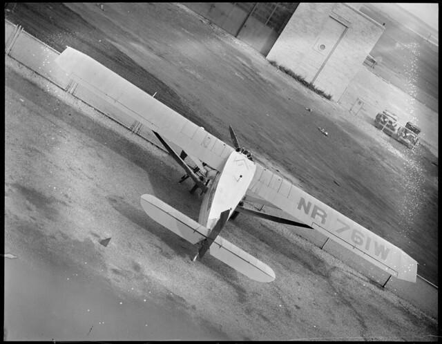 Russell Boardman's plane. | Flickr - Photo Sharing!