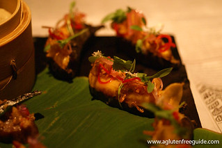 roasted banana Next Restaurant Tour Of Thailand Menu Gluten-Free (4) | by yumcat