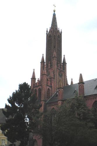 Klosterkirche Malchow