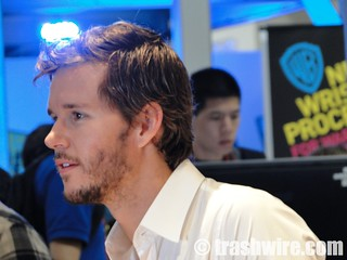 Ryan Kwanten at Comic Con | by trashwire
