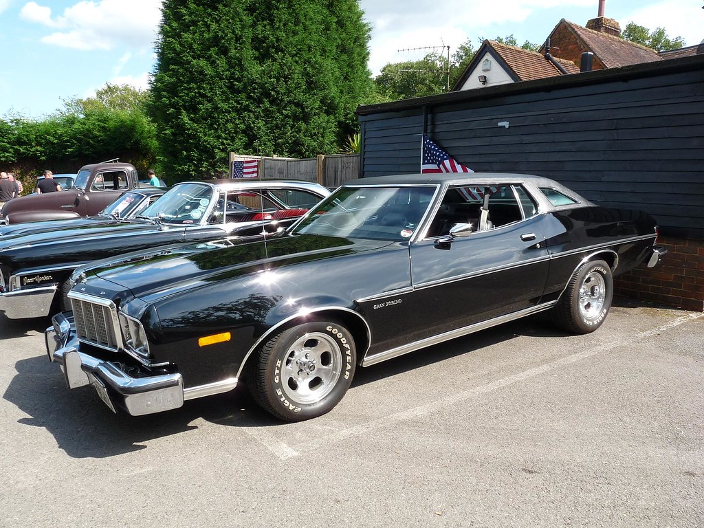 Ford gran torino brougham by andrew