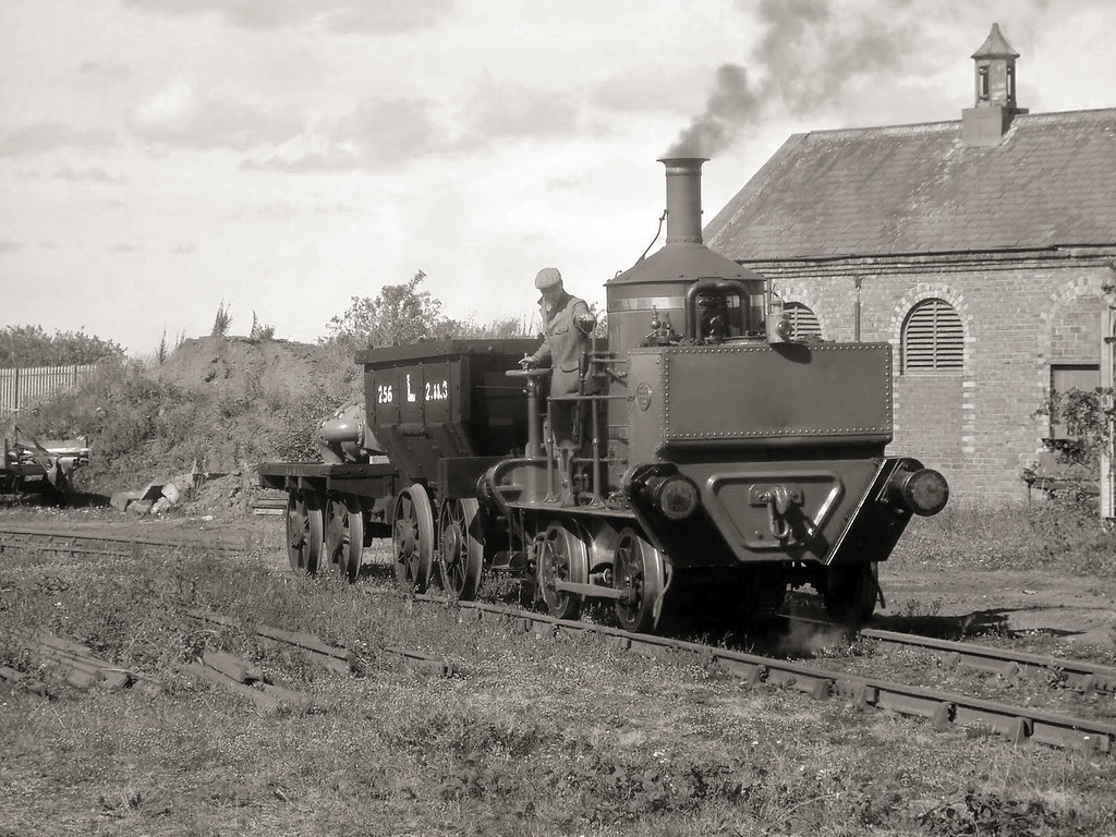 Coffee Pot No1 At Bowes Railway Our Head Wrightson Shunti Flickr