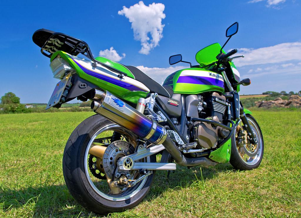 Kawasaki Zrx Forum