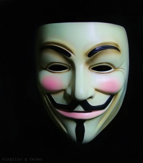 The joker mask | Virgil Telmo | Flickr