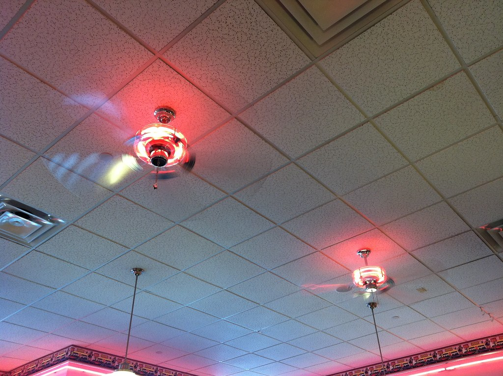 Neon ceiling fans bubby flickr neon ceiling fans by bubby aloadofball Images