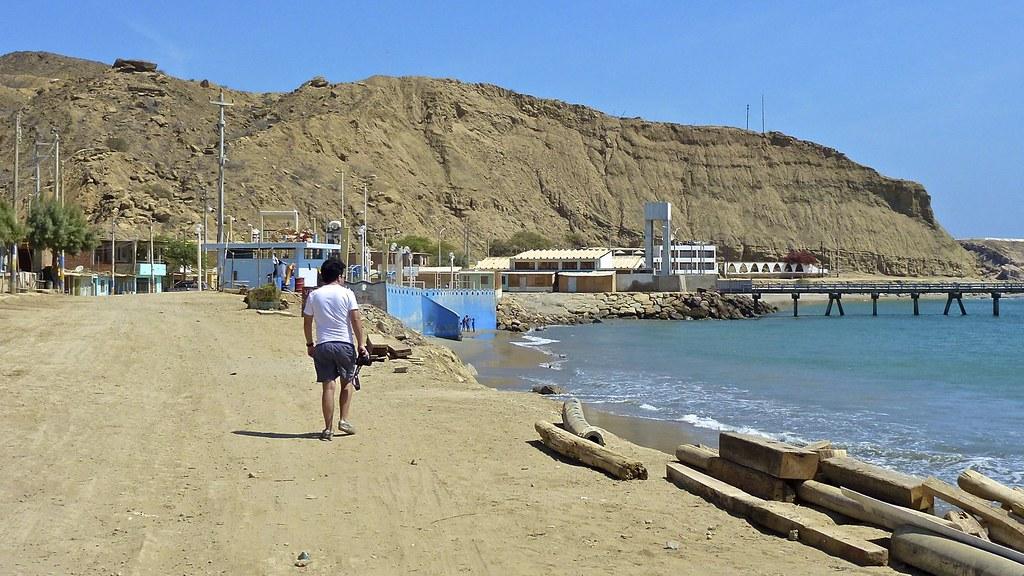 Punta Cabo Blanco , Perú | Caleta de Punta Cabo Blanco ...