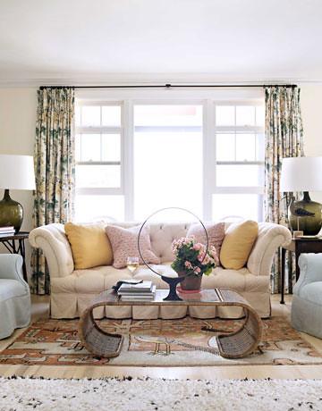 Tom Scheerer Living Room House Beautiful The Estate Of