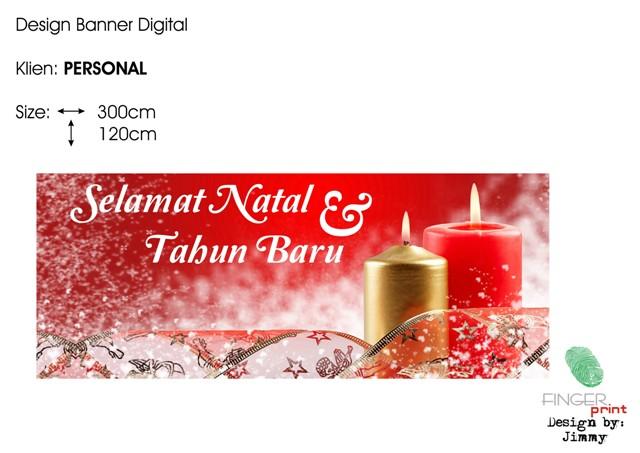 Spanduk Natal Bahasa Indonesia 03 2010 Petruz Panjaitan Flickr Igakoe