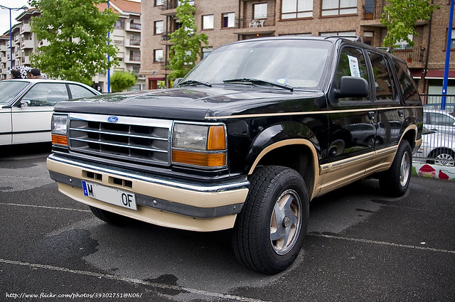 1992 Ford Explorer Eddie Bauer Flickr Photo Sharing