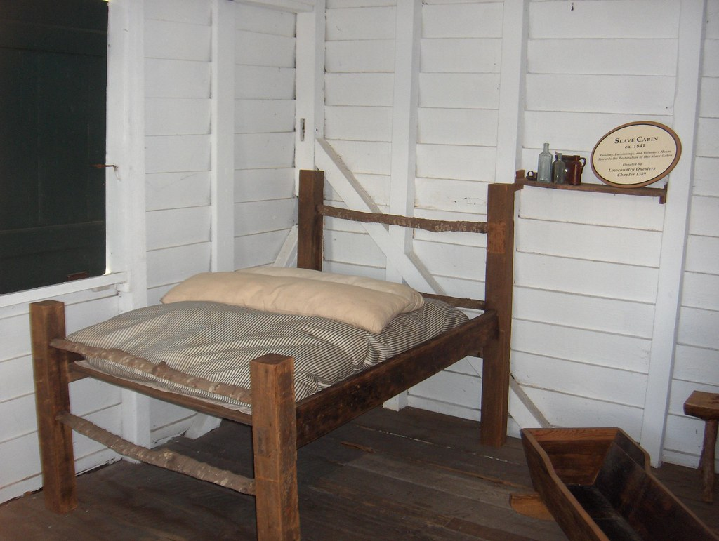 610 Slave Bed Img 3778 3778 Slave Bed Heyward House 70