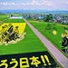 Rice Art.  2011 Inakadate Mura Japan.   Over 11,000 visits to this photo.   Thank you.