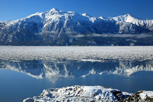Reflection along Turnagain Arm | by Alaskan Dude