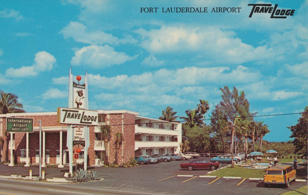 Fort Lauderdale Airport Travelodge - Dania, Florida