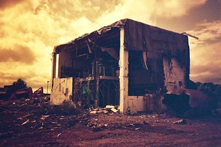 Demolition Redscaled | by slimmer_jimmer