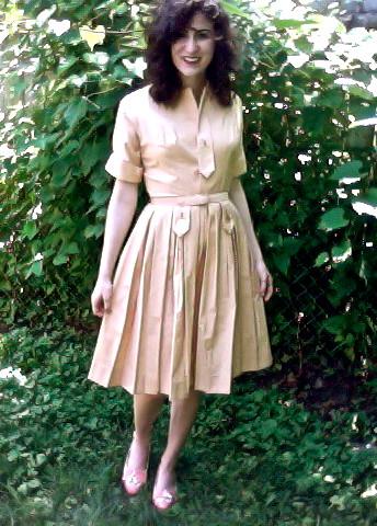 The Secret Lives Of Dresses Earrings Vintage Dress Kay