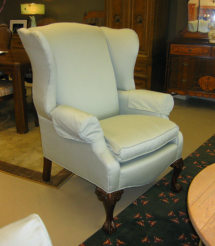 Wing Chairs For Living Room From Horchows