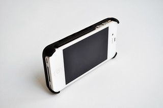 Cassette Case for iPhone 4 - Black | by FreshFiber