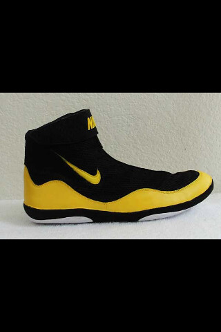 custom nike inflict wrestling shoes