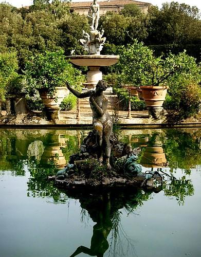 I giardini di boboli the boboli gardens the boboli garde flickr - I giardini di boboli ...