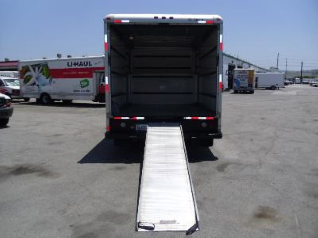 U Haul Lowest Decks For Easy Loading U Haul Truck Sales