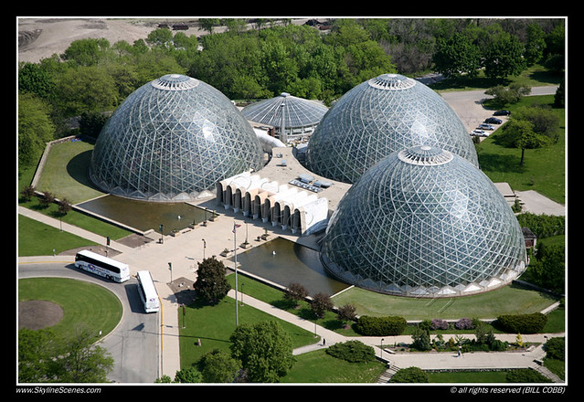 Mitchell Park Domes Milwaukee Wisconsin Flickr Photo Sharing