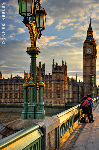 Westminster Sunset | by James Neeley