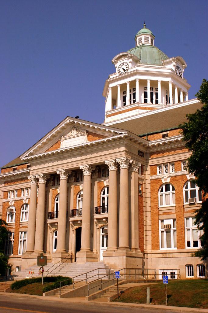Giles County Courthouse 2011 Ver B Pulaski Tn The