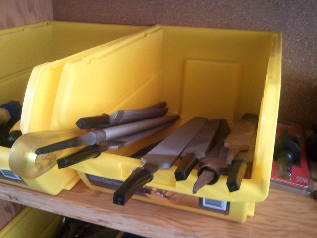 Files at the vancouver tool library flickr photo sharing for Gardening tools vancouver