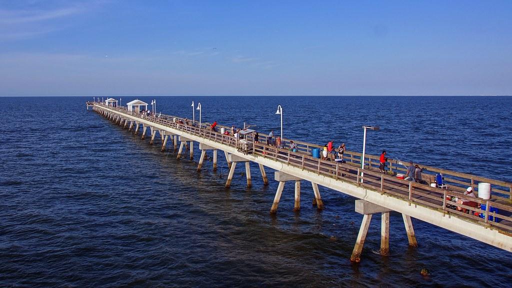 Ocean view fishing pier dsc03567 stephen little flickr for Ocean view fishing pier