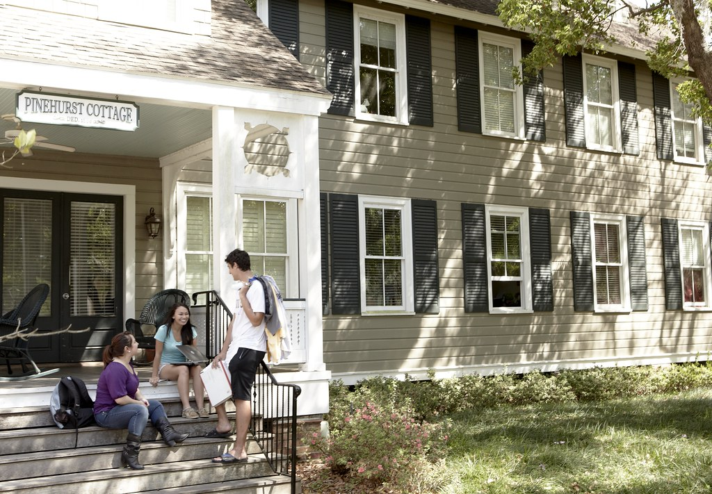 ... Pinehurst Cottage, Rollins College | By Rollins College Part 94