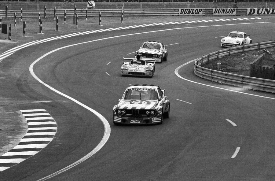 Bmw >> Sports Cars Le Mans 1977 | BMW 3.0 CSL - Luigi Racing BMW 3.… | Flickr