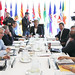 Premier Christy Clark hosts Canada's premiers at the Council of the Federation meetings in Vancouver