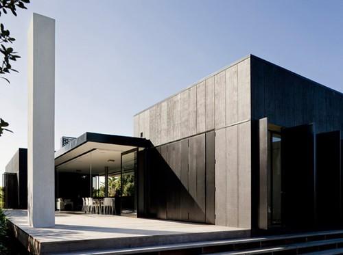 Arquitectura minimalista la pureza de las formas www for Imagenes de arquitectura minimalista