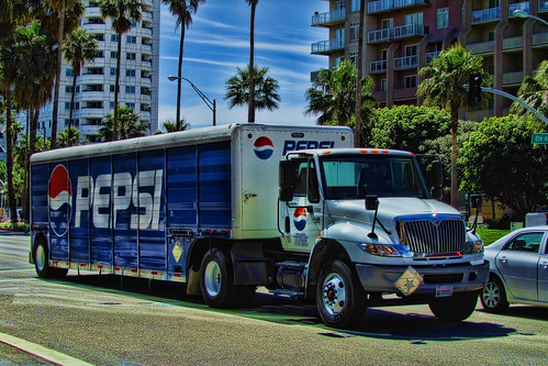 Pepsi Truck Driver.Pepsi Truck Driver A Driver For The Youngstown ...