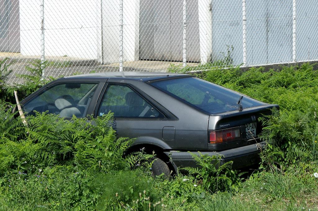 1987 Honda Accord Hatchback Fiattipoelite Flickr