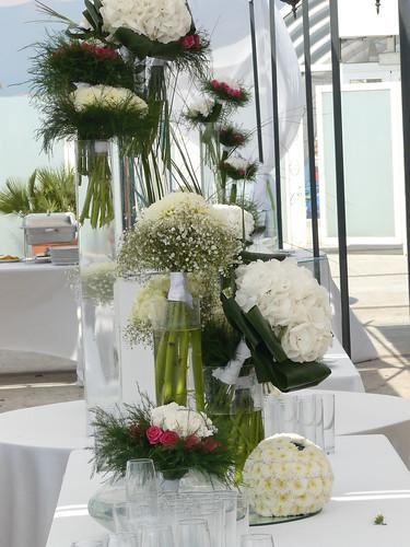Addobbi Floreali Matrimonio Rustico : Addobbi floreali matrimonio luglio convivio rice