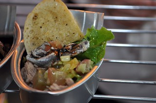 Tuna in a Can from Cameron Mitchell Catering | by swampkitty