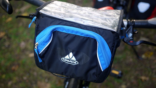 Friedel's New Handlebar Bag! | by travelling two