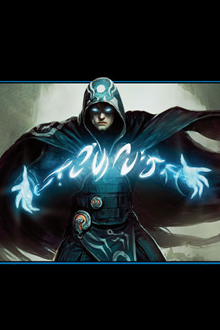 Jace The Mind Sculptor Artwork Wizards Of The Coast Flickr